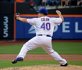 Bartolo Colon. Photo: Arturo Pardavila III