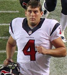 Randy Bullock, during happier times