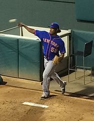 Jenrry Mejia during better days. https://commons.wikimedia.org/wiki/User:TastyPoutine, photo.