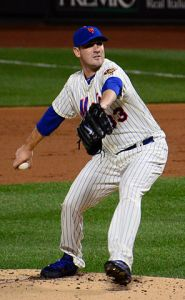 Matt Harvey in 2012. Photo: slgckgc on Flickr